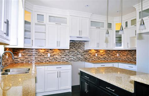 best backsplash designs with cabinets ideas great home decor