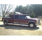 Chevy Crew Cab Dually Pictures To Pin On Pinterest