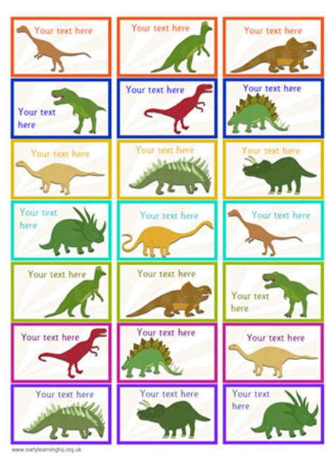 printable dinosaur stickers the gallery for gt superhero word cutouts