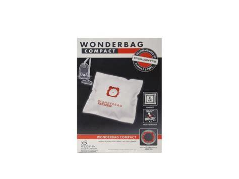 rowenta wb 305140 wonderbag compact elektro štěch cb