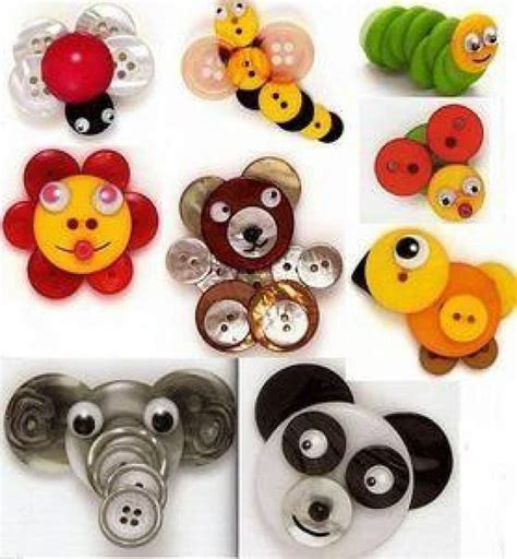 button crafts you can make beautiful crafts from buttons