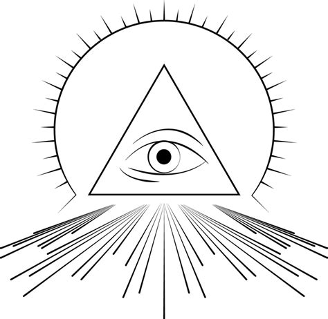 illuminati tattoo png illuminati eye tattoo images designs