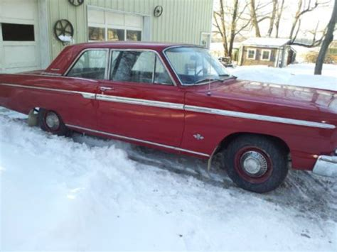 healthy ford buy used 1965 ford fairlane barn find 72k w 289 in