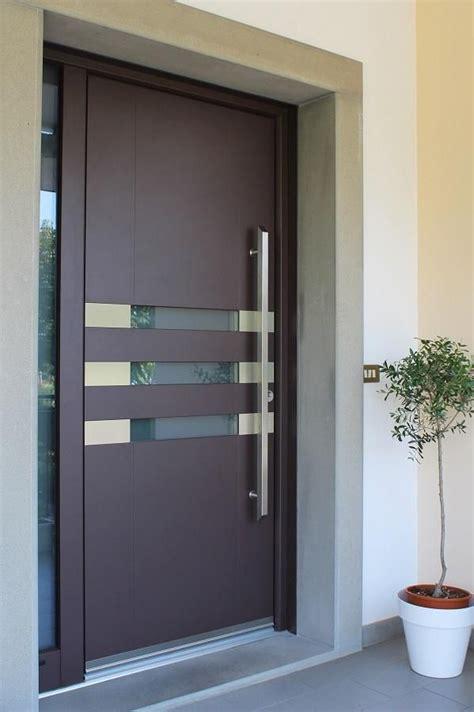 imagenes puertas minimalistas fotos de puertas de aluminio modernas