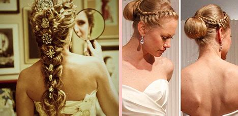 Wedding Hairstyles With Single Braids by Bridal Hair Braids Weft Hair Extensions