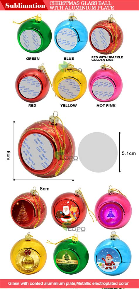 blank ornaments personalized sublimation blank ornaments