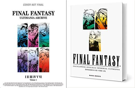 final fantasy ultimania archive final fantasy ultimania archives catalogs 25 years of jrpg history retronauts