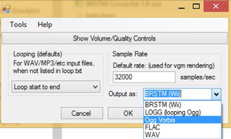 mp3 brstm converter download cool stuff for projectm 3 6 and netplay compatible by