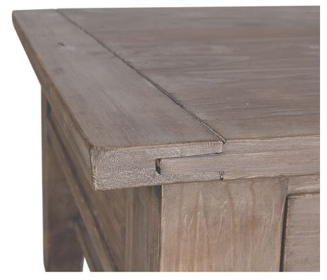 solid wood console table with drawers coastal solid wood console table with drawers zin home