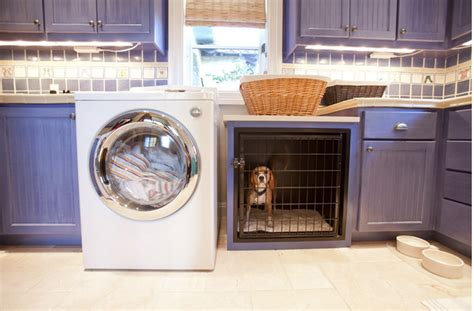 Built In Cabinet Designs by 21 Stylish Dog Crates Home Stories A To Z