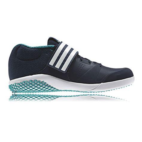 javelin shoes adidas adizero javelin mens green blue track field