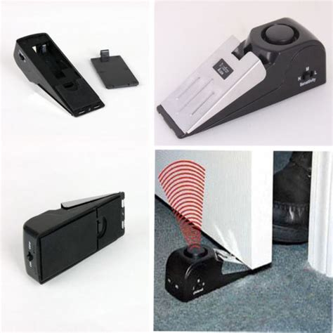home security wedge door stop alarm in portarlington