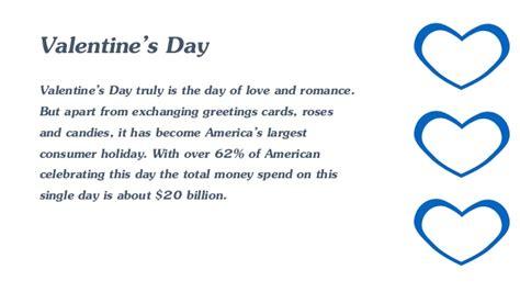 valentines day in america s day the consumer in america