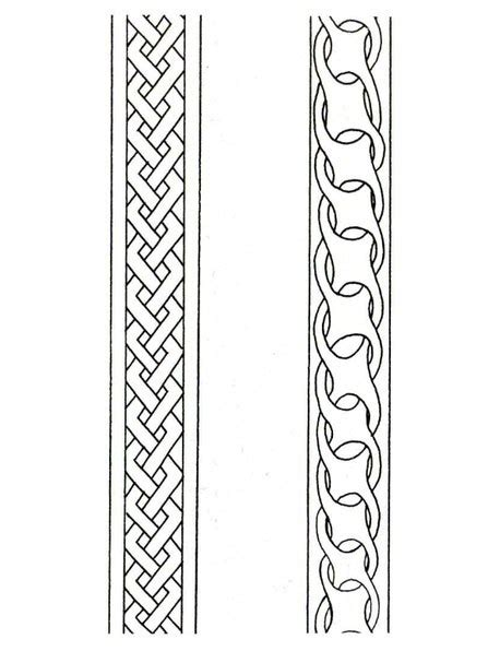 cenefas celtas aztec aztec patterns and coloring pages on