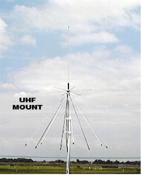 d 130j vertical antenna 10m 23cm discone uhf ebay