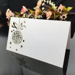 pack of 20 white place name cards for wedding table setting hk8r ebay