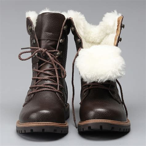 Handmade Winter Boots - aliexpress buy wool winter shoes warmest