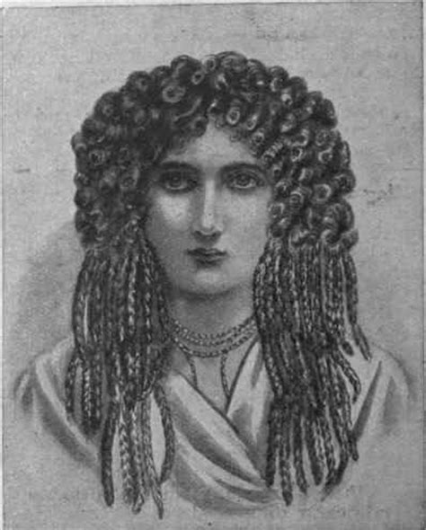 egyptian hairstyles history beauty the hair history of the curl