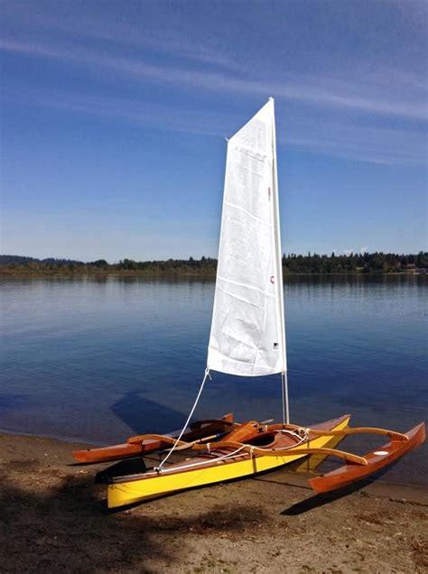 kayak sailboat best 25 sailing kayak ideas on pinterest sailing boat