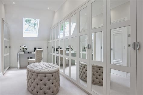 mirrored dressing room maple gray mirrored wardrobe dressing room