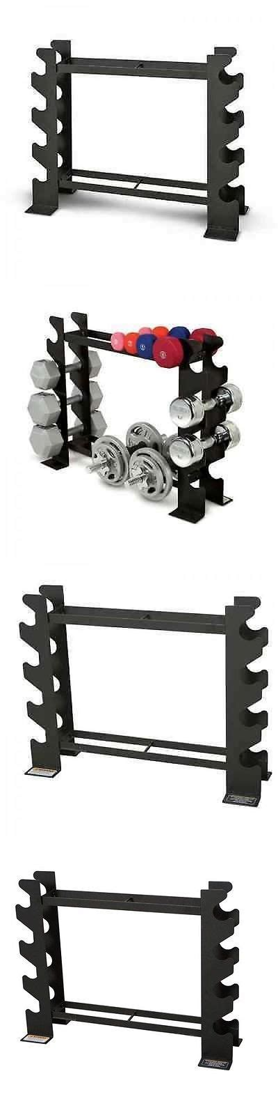 Dumbbell Rack With Weights by Best 20 Dumbbell Rack Ideas On Dumbbells