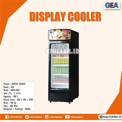 Showcase Gea Expo 1500ah jual expo 405p display cooler brand gea harga murah di