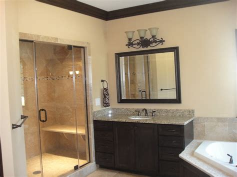 parade of homes model modern bathroom cleveland by