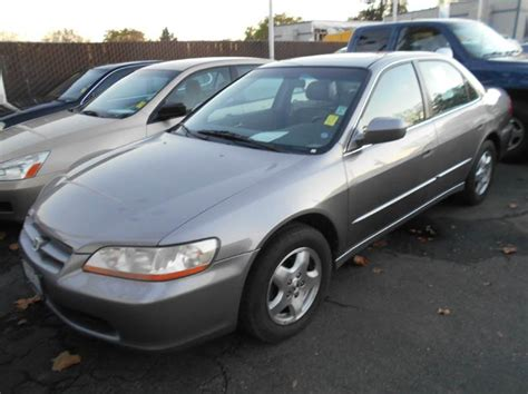honda accord   dr sedan  san jose ca crows auto sales