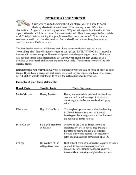 Critical Essay Thesis Statement by Critical Essay Thesis Statement Critical Essay Thesis Statement Exles