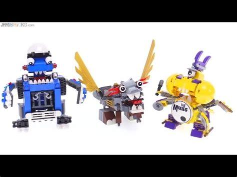 Set Seprei 7 lego mixels series 7 max combinations