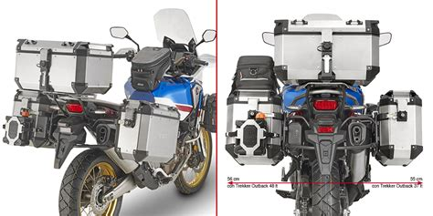 givi support valises laterales outback plcam