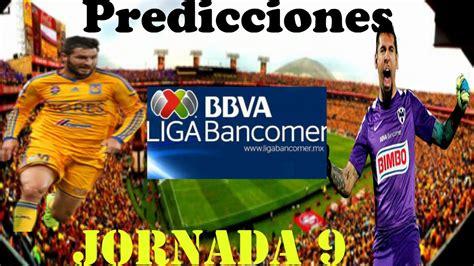 predicciones jornada 13 liga mx apertura 2015 predicciones jornada 9 apertura 2015 liga mx youtube