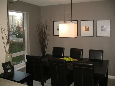 Light Fixture Dining Room by Kylie M Interiors The Right Height For Your Dining Room