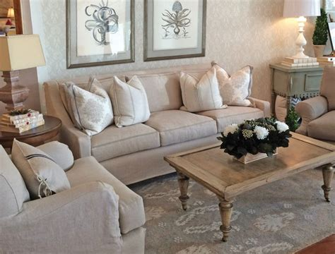 custom slipcovers chicago neutral and cozy prints distressed coffeetable rug