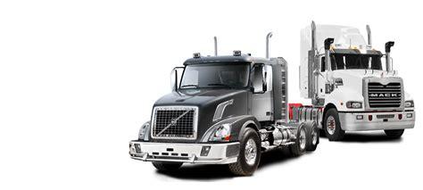 volvo and mack trucks new trucks volvo mack 401 trucksource inc