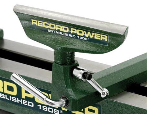 record power dml cast iron  speed midi lathe bedford