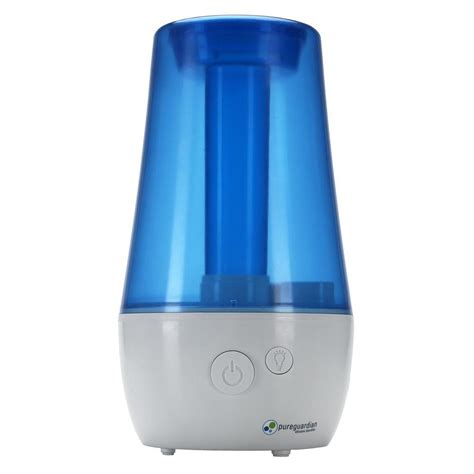 humidifier the cleaner home pureguardian 1 gal ultrasonic cool mist humidifier h965ca