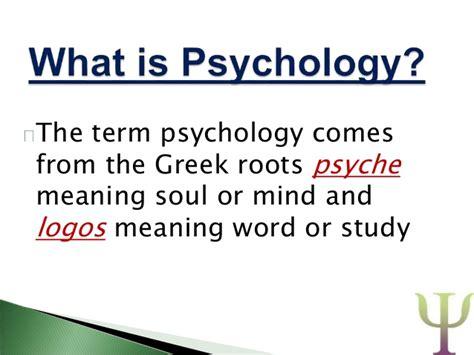 Psychology And History history of psychology