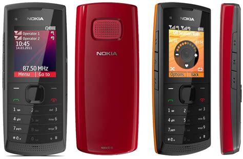 Hp Nokia X1 01 Second two new phones from nokia x1 01 and c2 00 with dual sim release date and price available