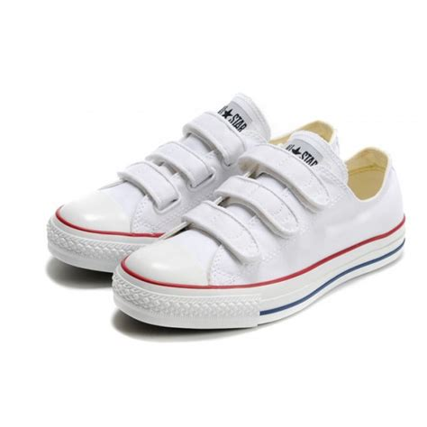all white boys sneakers converse all velcro white sneakers shoes sale