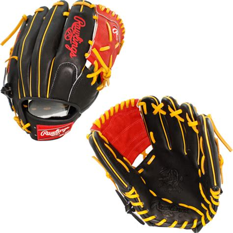 Handmade Baseball Glove - rawlings of the hide custom baseball glove 11 25