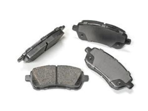 stoptech posiquiet extended wear front brake pads ford