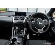2018 Lexus NX 300 F Sport Interior