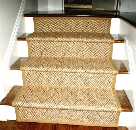 Stair Runner Width Interior Enchanting Home Interior Design With Light Oak