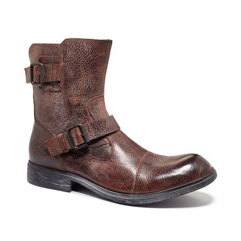 kenneth cole reaction work week buckle boots in