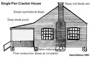 Southern House Plans With Wrap Around Porches Cracker Farmhouses 1840 1920 Old House Web