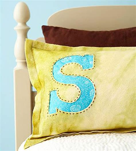 Pillow Ideas by Sewing Projects For The Home Diy Pillowcase Ideas Diy