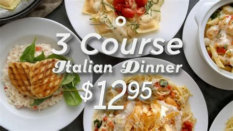 olive garden 2 for 1 olive garden 3 course italian dinner tv spot ispot tv