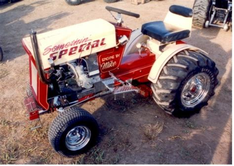 Pulling Garden Tractors For Sale by Photos From The Past Garden Tractor Pulling