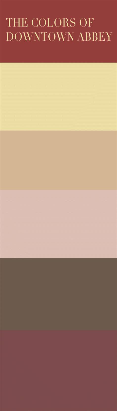 downton interior colors